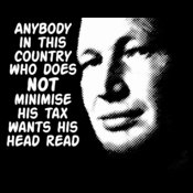 Kerry Packer - Taxation