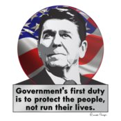 Reagan - First Duty of Government