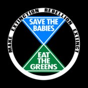 Save Babies Eat Greens