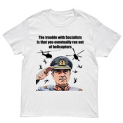 Pinochet - Helicopters - Men's Tee - On Special!