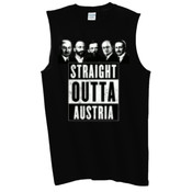 Straight Outta Austria - AS Colour - Bernard Tank tee