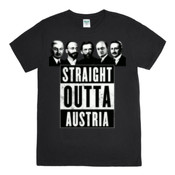 Straight Outta Austria - Keya - Ladies Tee