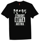 Straight Outta Austria - AS Colour - Staple Tee