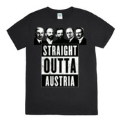 Straight Outta Austria - Keya - Men's Tee