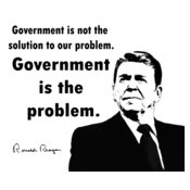 Ronald Reagan - Government is the Problem