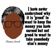 Sowell - Greed