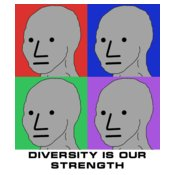 NPC - Diversity Is Our Strength