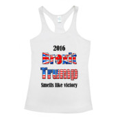 Smells Like Victory - Ramo - T-back Singlet