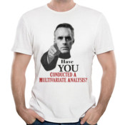 Jordan Peterson - Multivariate - RTP Shirt - Best Print Quality!