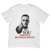 Jordan Peterson - Multivariate - Kid's Tee - On Special!