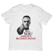 Jordan Peterson - Multivariate - Men's Tee - On Special!